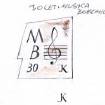 Skica 30 let Musica Bohemica JK