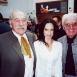 14.3. 2001 - Vernisáž výstavy přítele Judr. V. Hrabánka