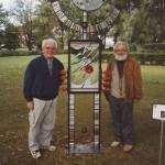 2003 - Tubbergen, Holandsko - s M. Vobrubou, který žije 40 let Švédsku