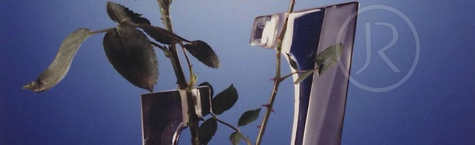 Květinová plastika – Flower sculpture – JR 83