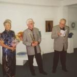 2000 - Kulturní dům Karviná, úvodní slovo J. Bohdálek