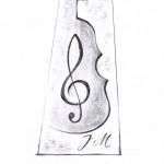 Cena pro Houslovou soutež Mistra Josefa Muziky