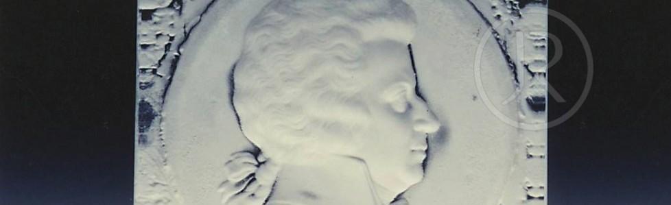 Plaketa – Memorial tablet – JR 92 – W.A. Mozart