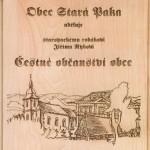 Čestné občanství obce Stará Paka