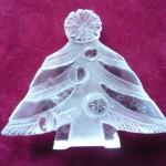 Svícen s vánočním motivem 6
